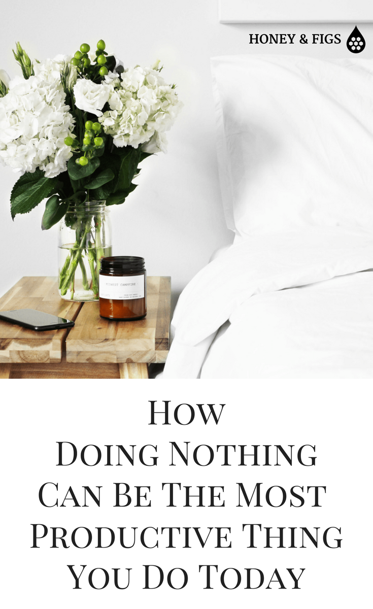 5 Ways to Incorporate Doing Nothing For Productivity