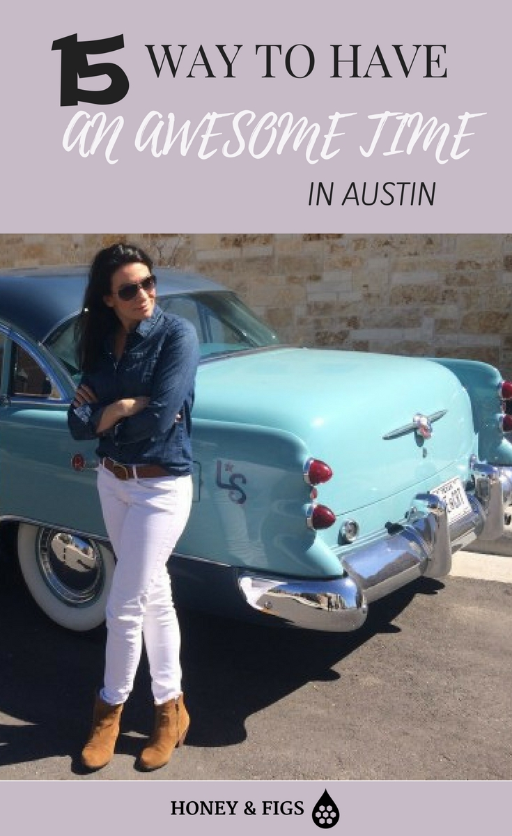 15 Ways to Have an Awesome Time in Austin // places to go in Austin // how to make the most of your SXSW trip to Austin // best things to do and places to eat and places to stay in Austin