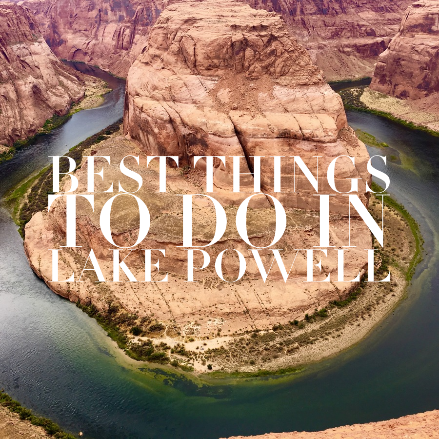 Best Things To Do In Lake Powell
