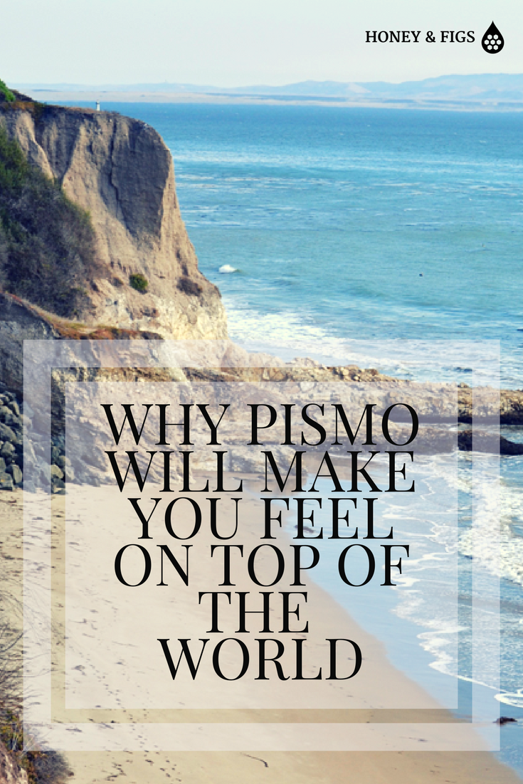 Pismo beach is the perfect LA getaway for restoration and adventure