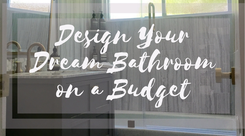 How to Design Your Bathroom on a Budget
