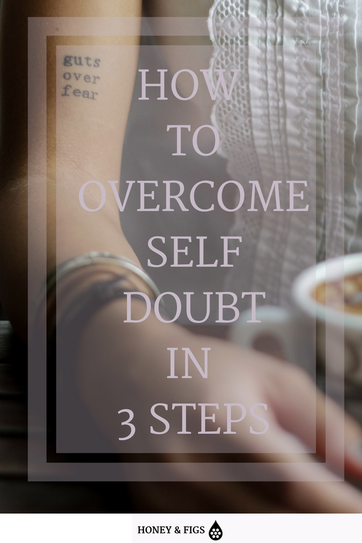 How to Overcome self-doubt // 3 MIND TRICKS to overcome SELF DOUBT and accomplish your dreams