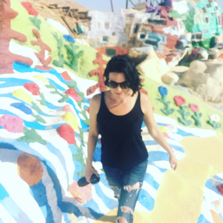 Salvation Mountain Travel Guide