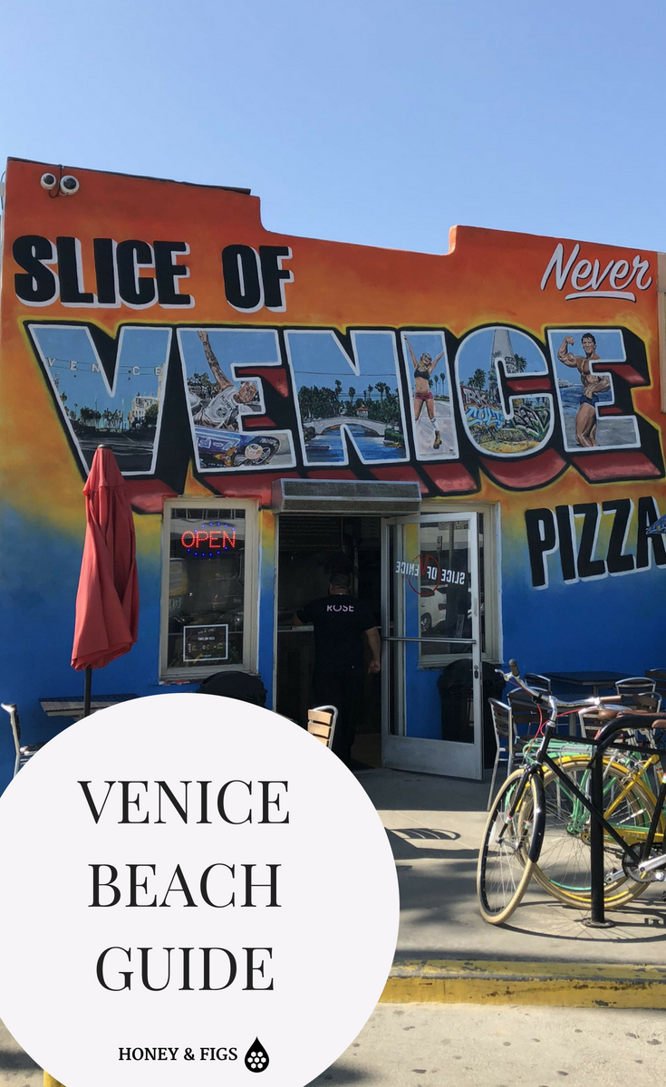 The ultimate guide to Venice beach including where to park, things to see in Venice, Abbot Kinney guide and best places to eat in Venice.