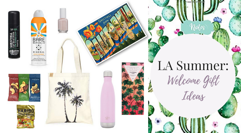 How To Craft The Perfect Summer Welcome Gift For Overnight